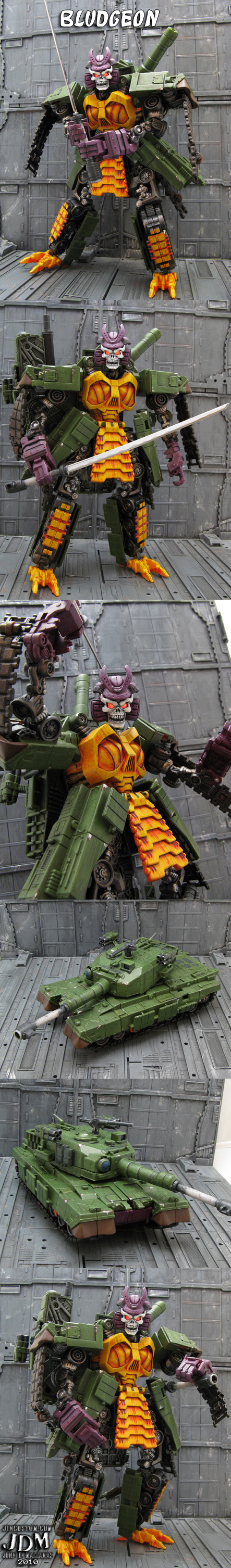 Custom Bludgeon