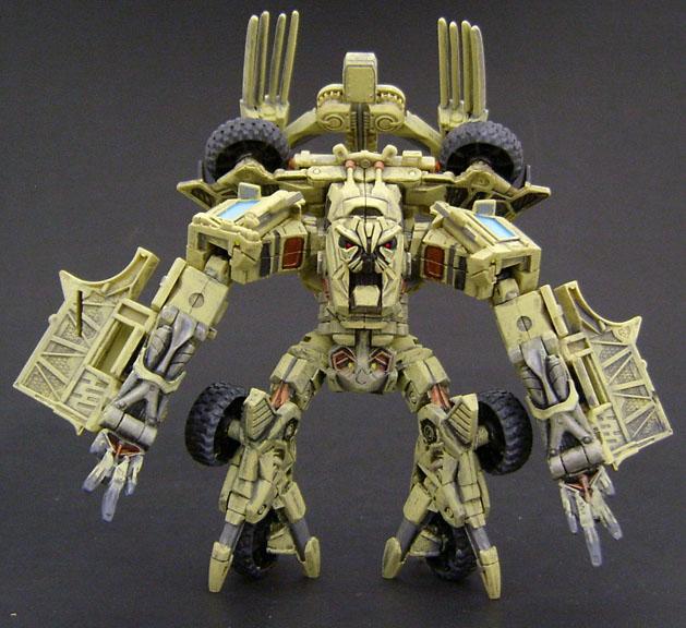 Custom Transfor...