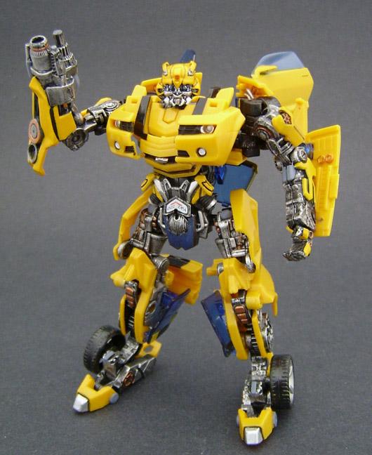 Custom Bumblebee Action Figure