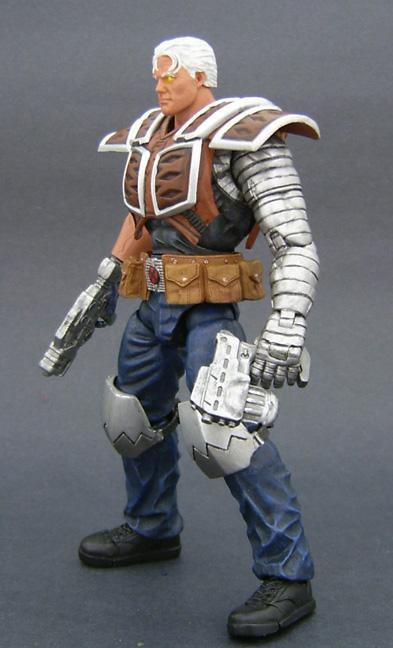 custom Cable X-men