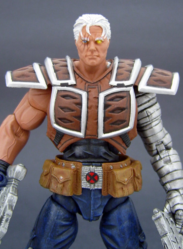 custom Cable X-men