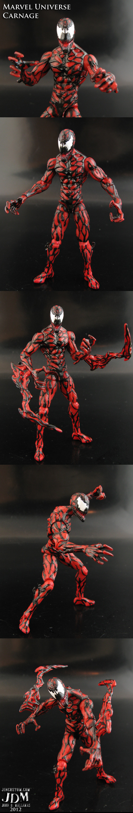 Carnage Figure