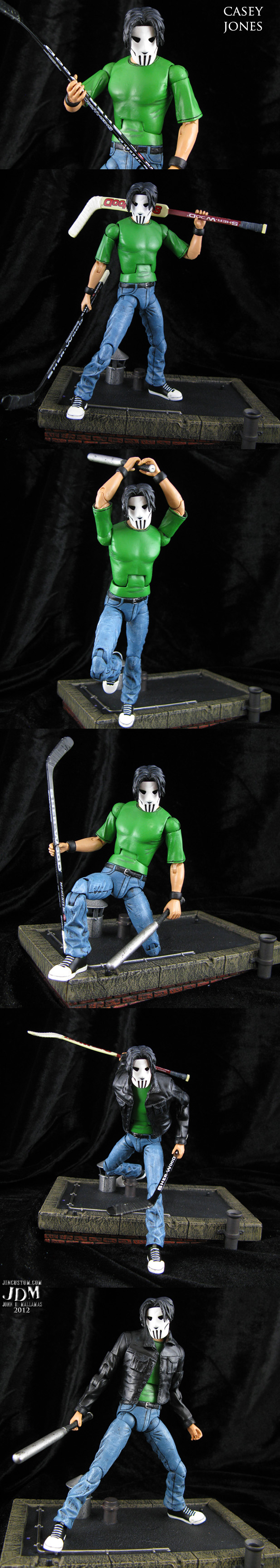 Casey Jones Figure