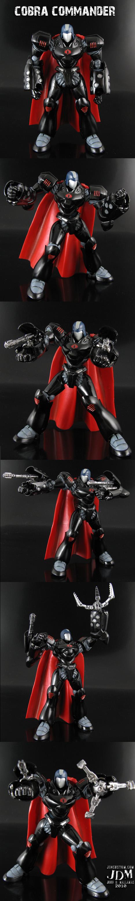 Custom Power Armor Cobra Commander