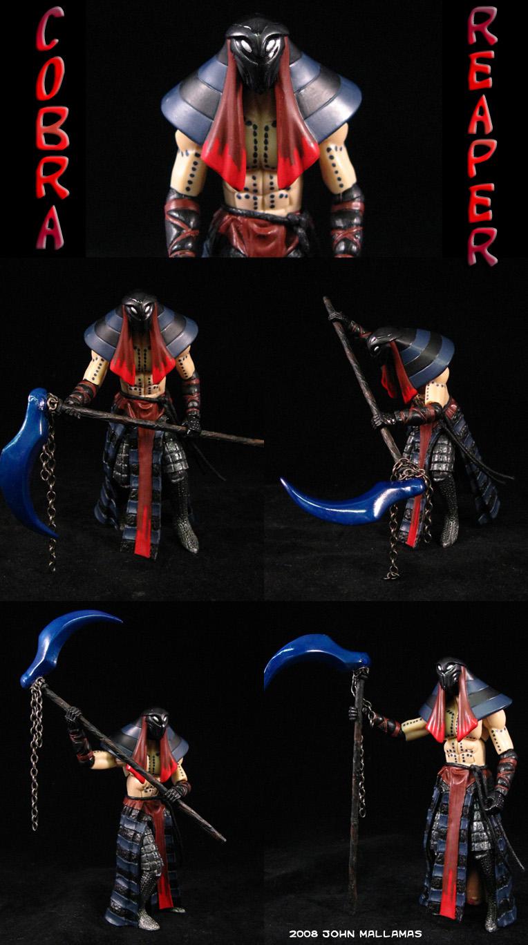 Cobra Reaper