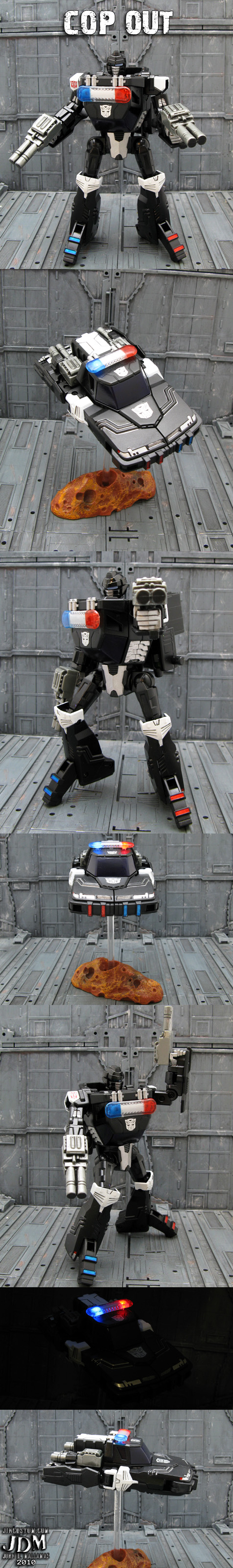 Transformers Police
