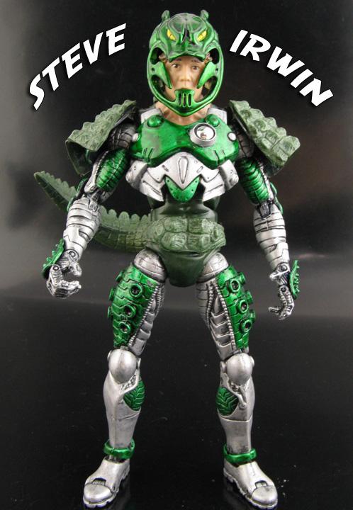 Steve Irwin toy