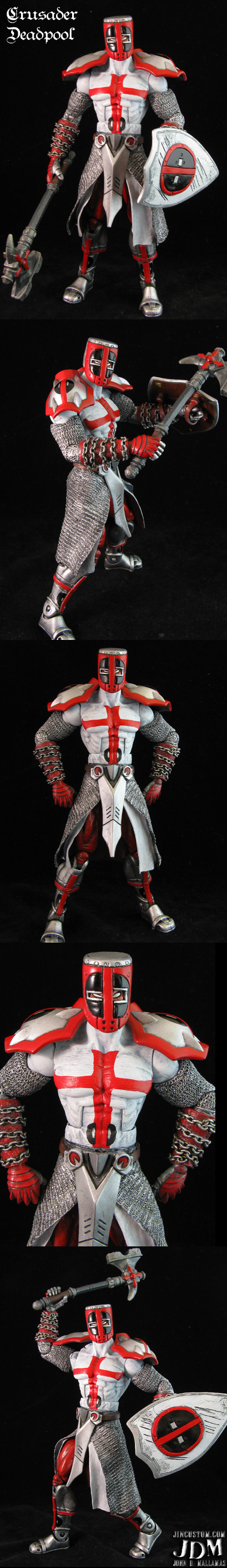 Crusader Deadpool