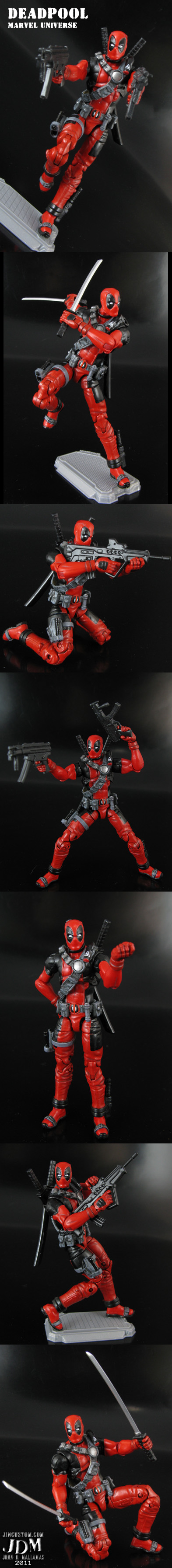 Marvel Universe Deadpool