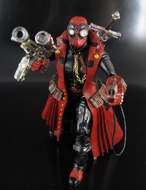 custom deadpool