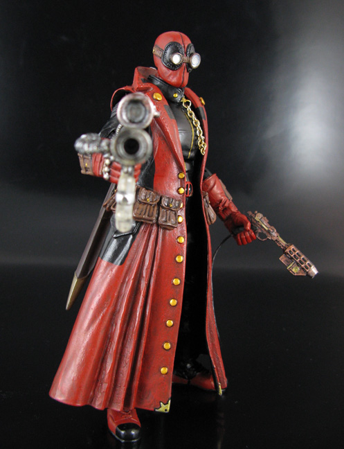 Steampunk marvel