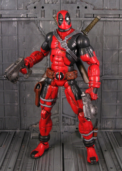 Custom Marvel Legends Deadpool