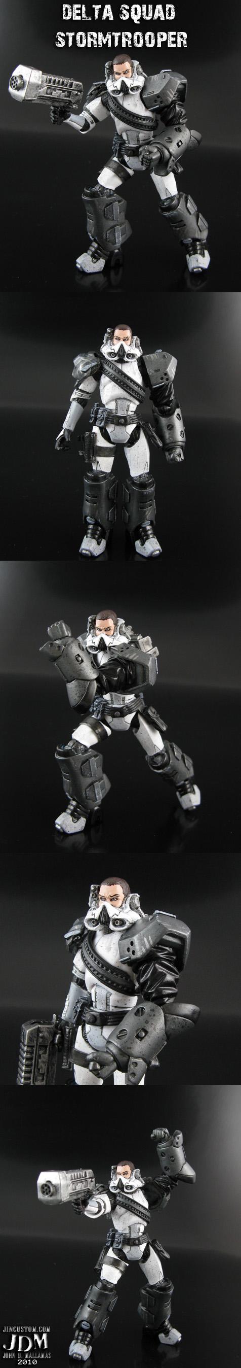 Delta Squad Leader