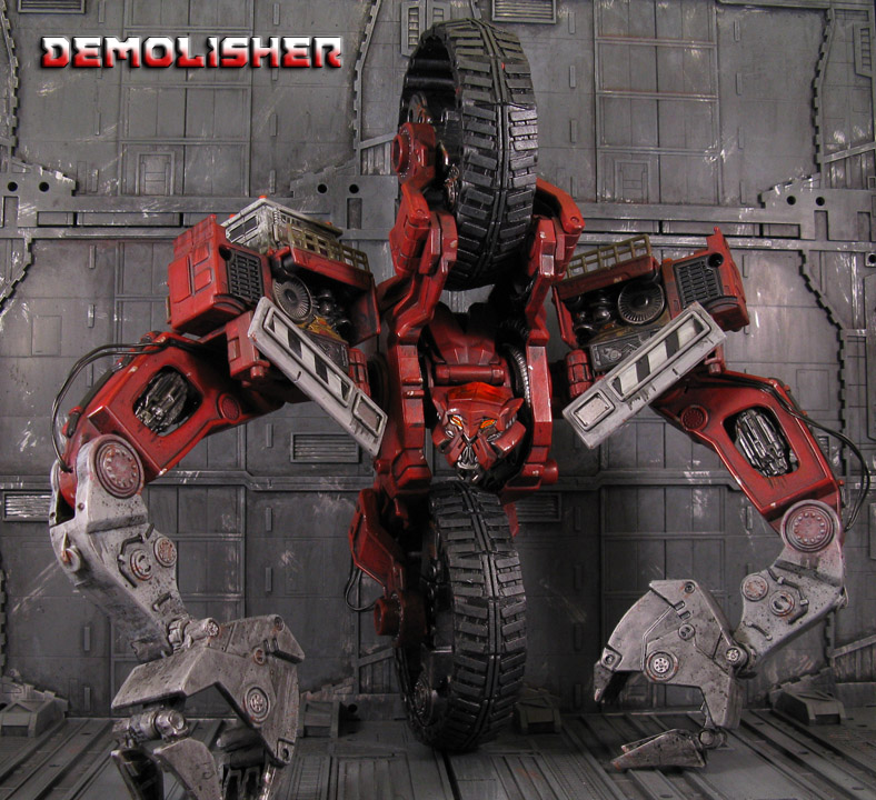 Demolishor