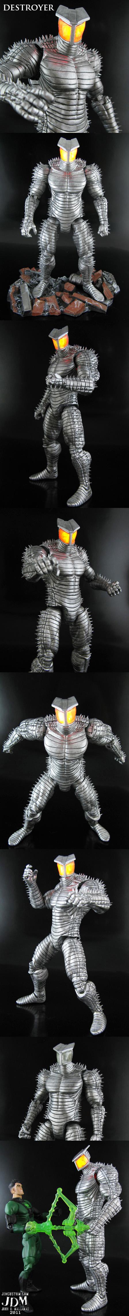 Custom Thor Destroyer