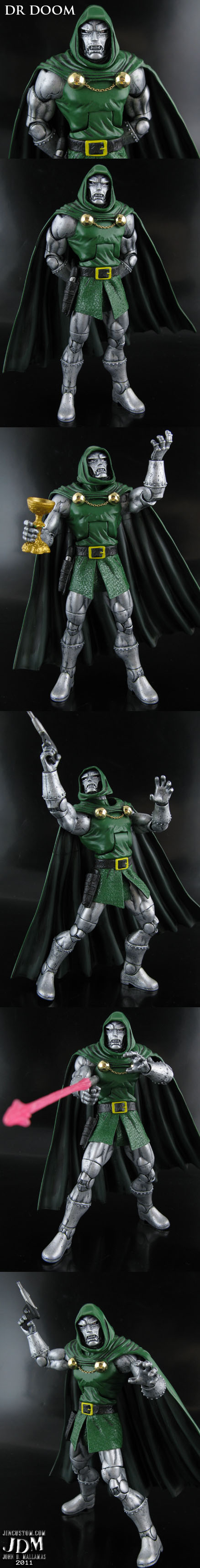 Custom Dr Doom