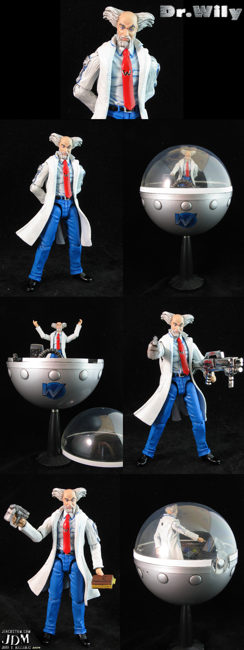 Dr Wily