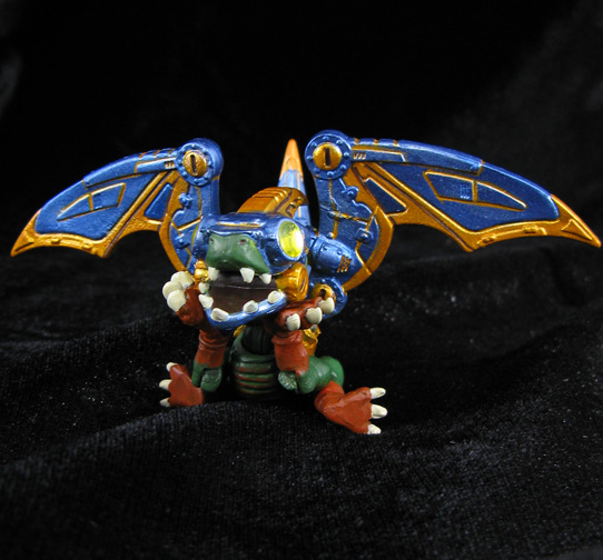 Skylanders Drobot