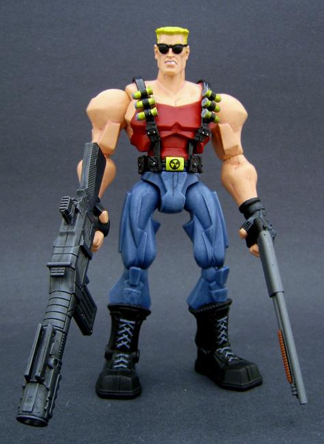 Custom Duke Nukem