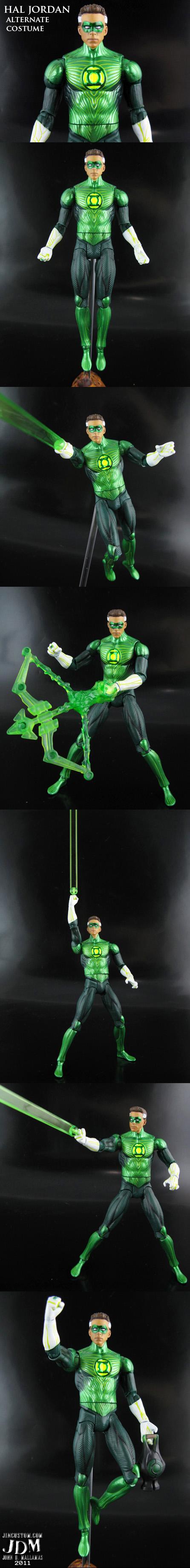 Custom Hal Jordan