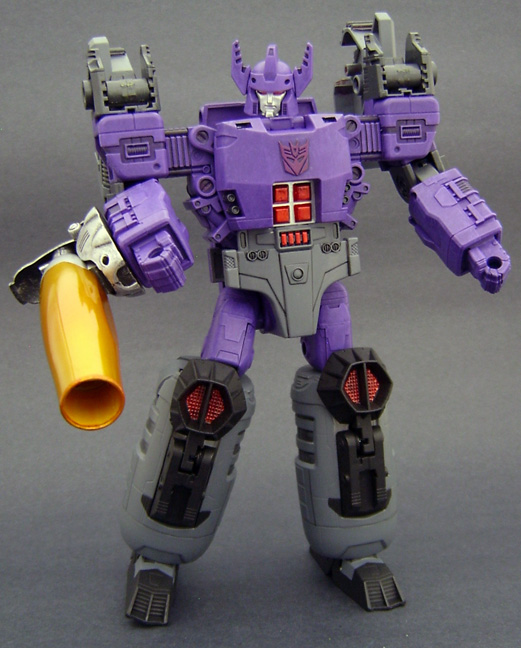 Custom Transformers Galvatron