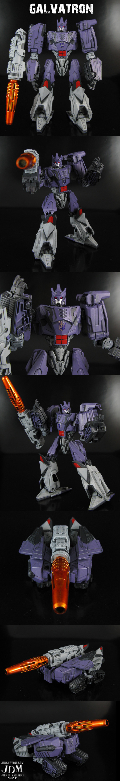 Galvatron Transformers