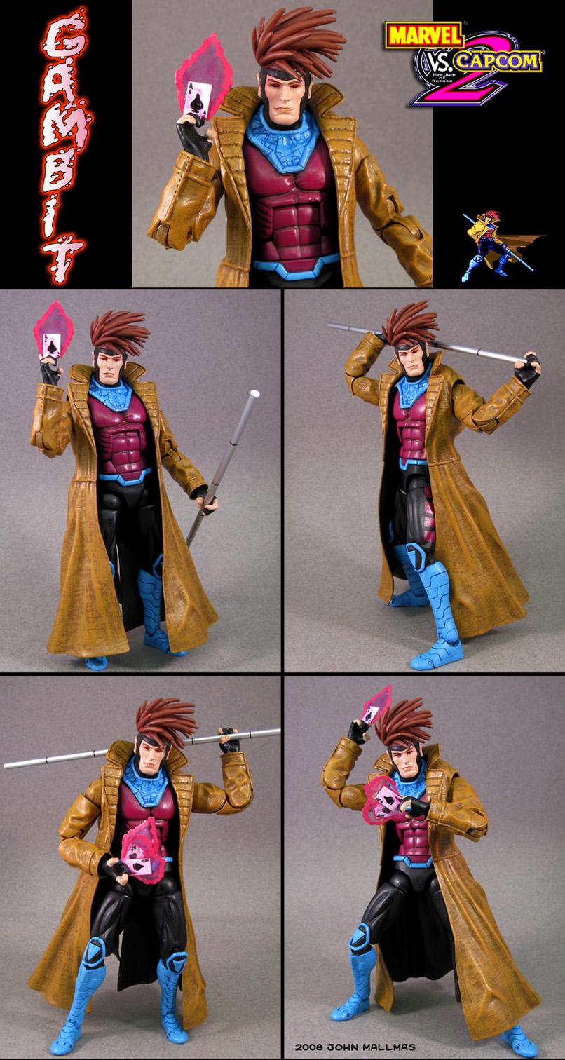 MvC2 Gambit