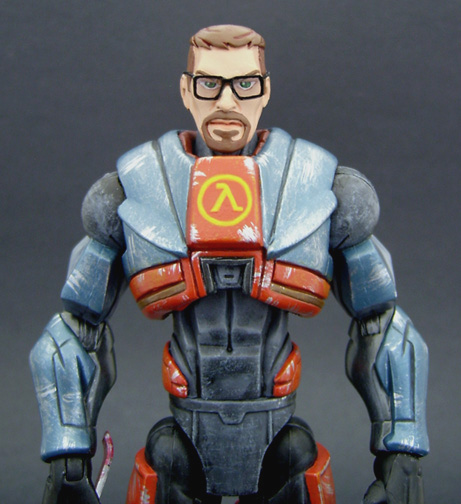 Custom Half Life Action Figure