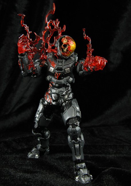 Halo 4 figure
