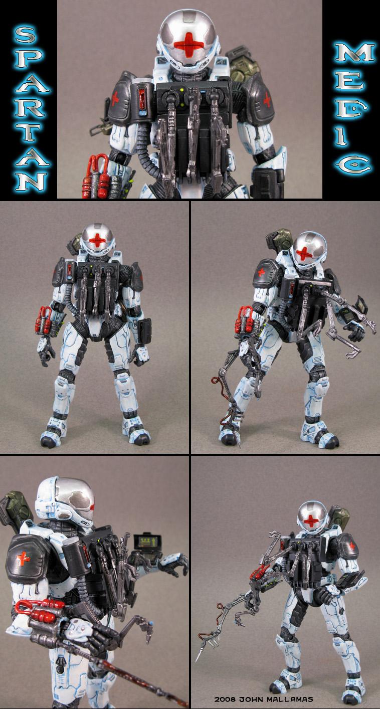Spartan Medic