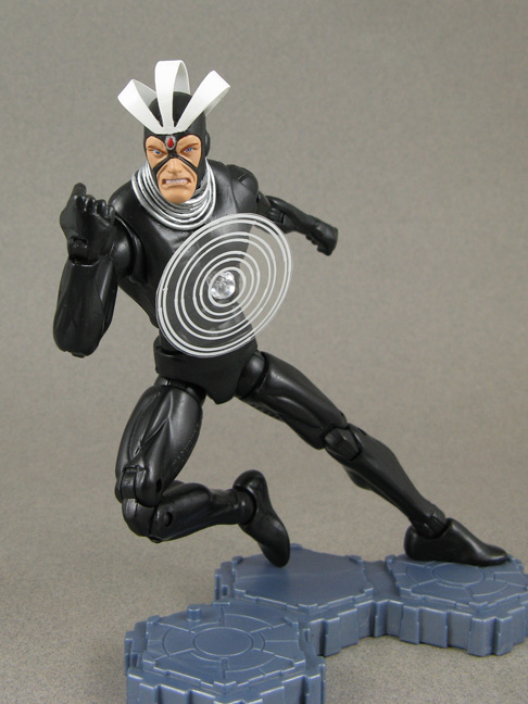 "Custom Marvel Legends Havok 6"" action figure"