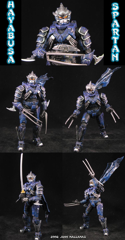 Hayabusa Armor