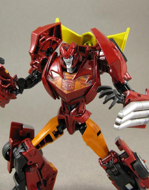 Transformers Rodimus Prime