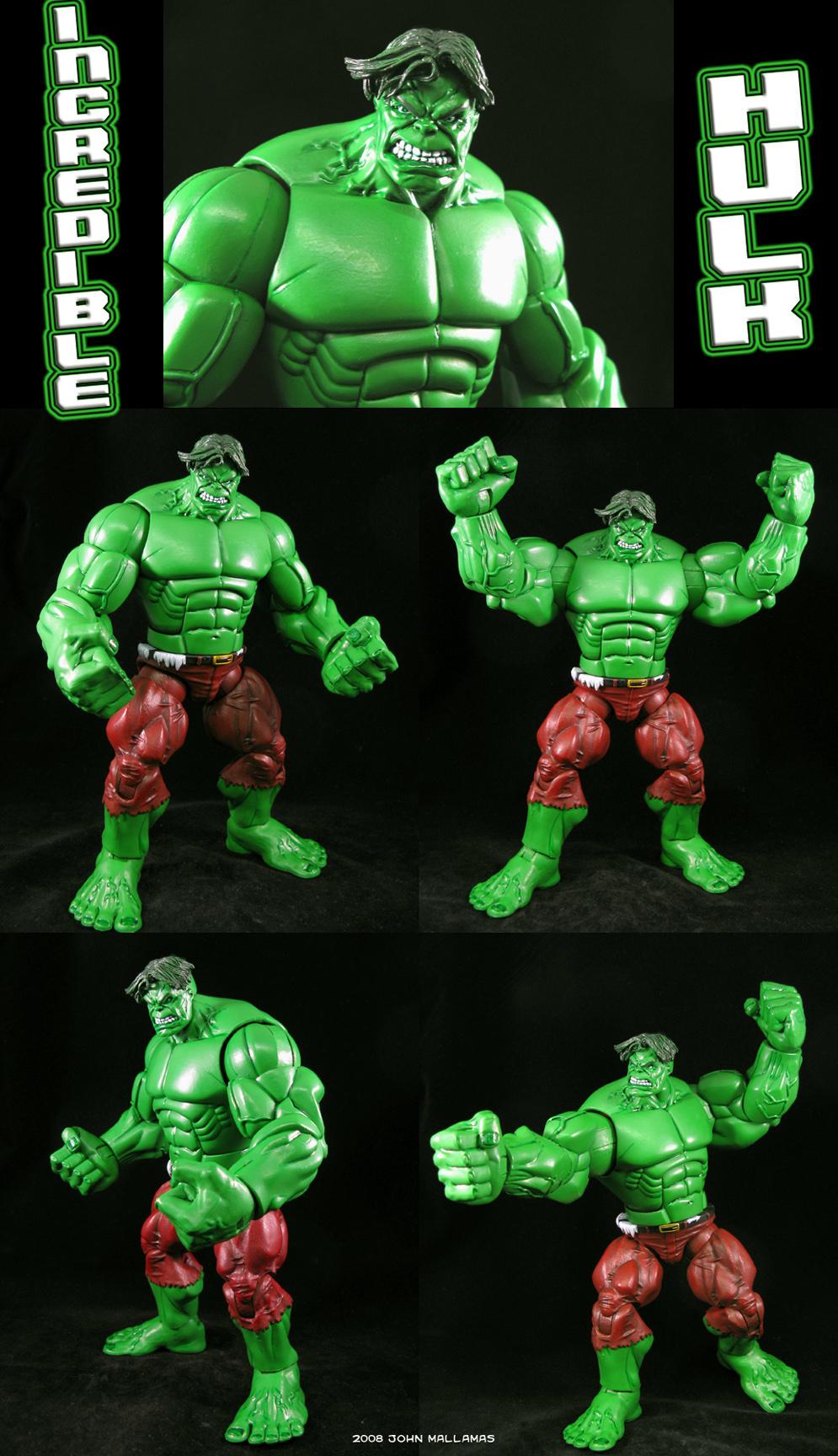 Custom Hulk