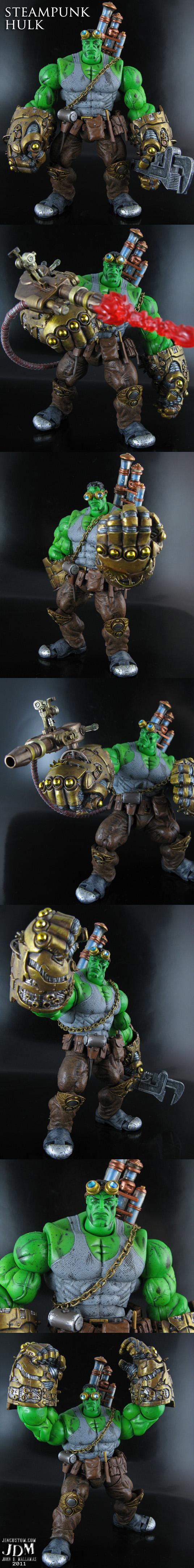 Steampunk Hulk