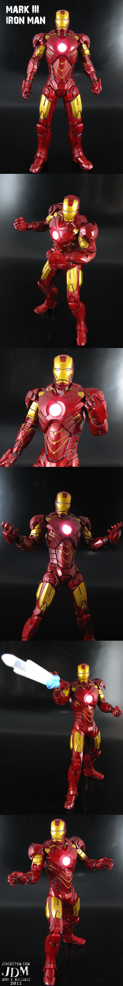 Mark IV Iron man
