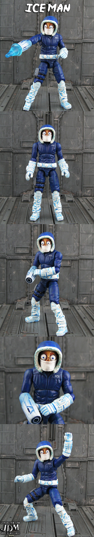 Ice Man Megaman