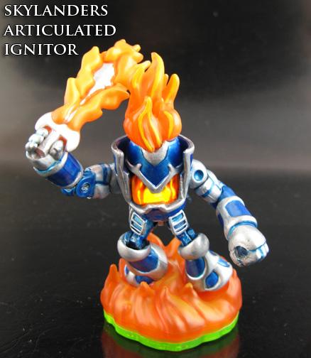 Skylanders Ignitor