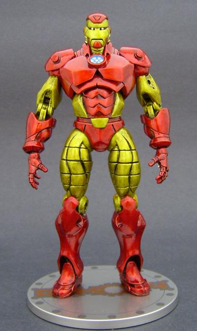 Custom Iron Man