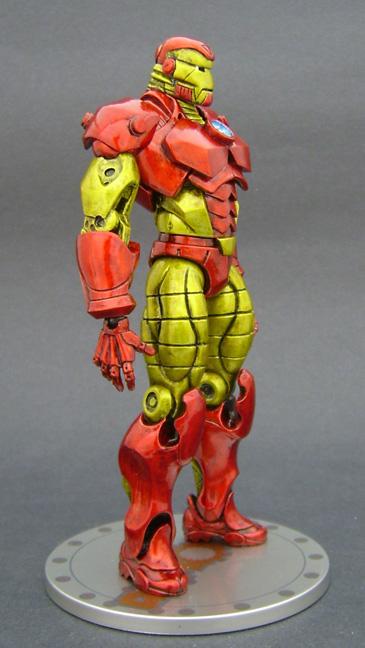 Custom Iron Man Figure