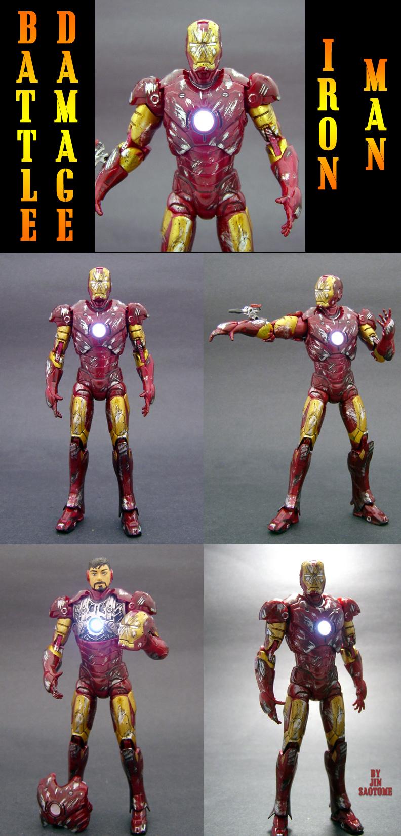 Iron Man Movie Figure