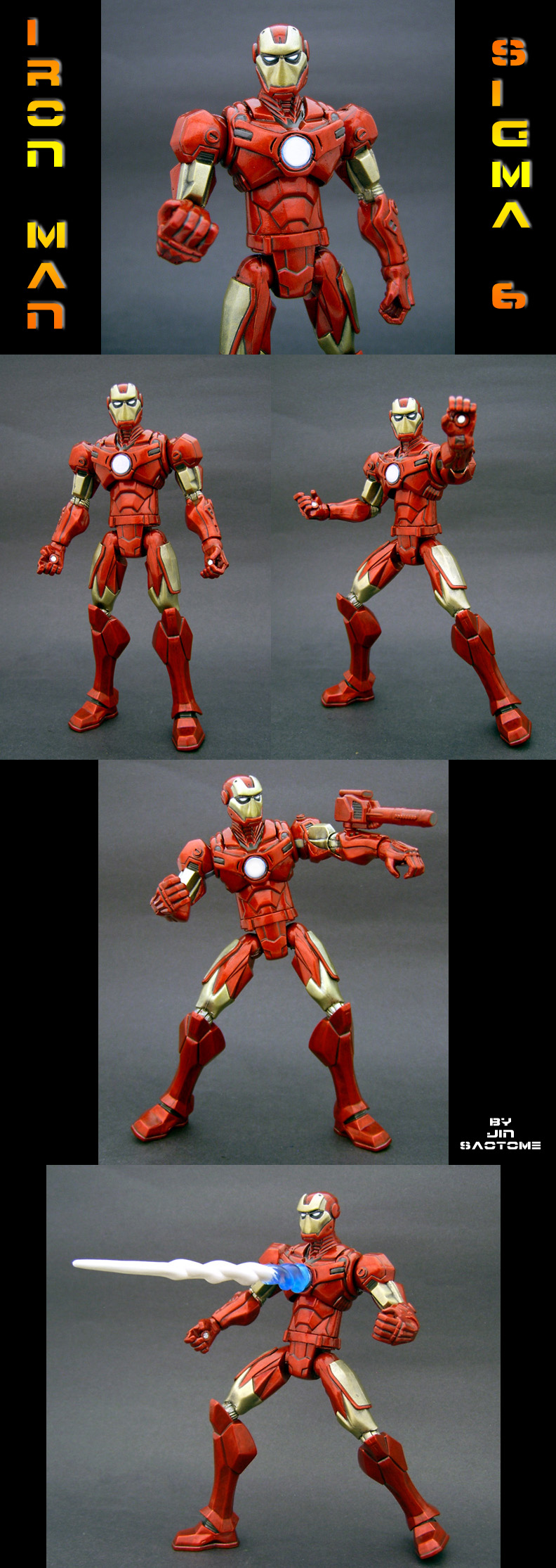 Custom Iron Man
