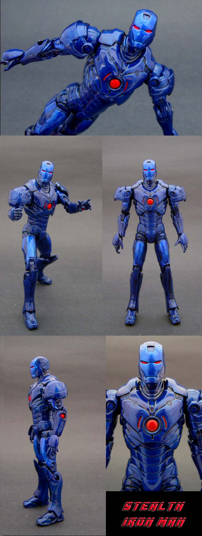 Movie Stealth Iron Man