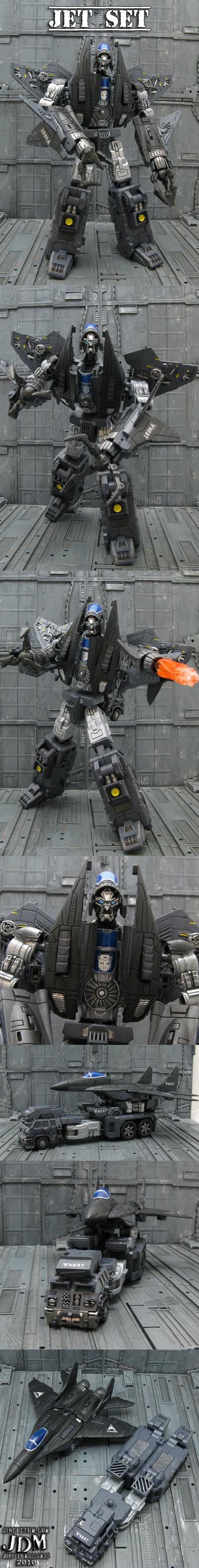 Jet Set Autobot