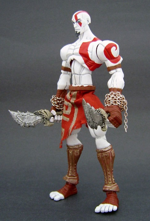 Custom God of War Figure