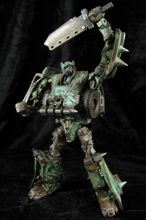 Mad Max Transformers