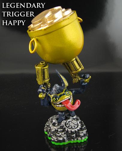 Legendary Trigger Happy