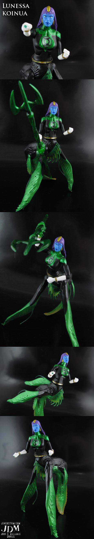 Custom Green Lantern