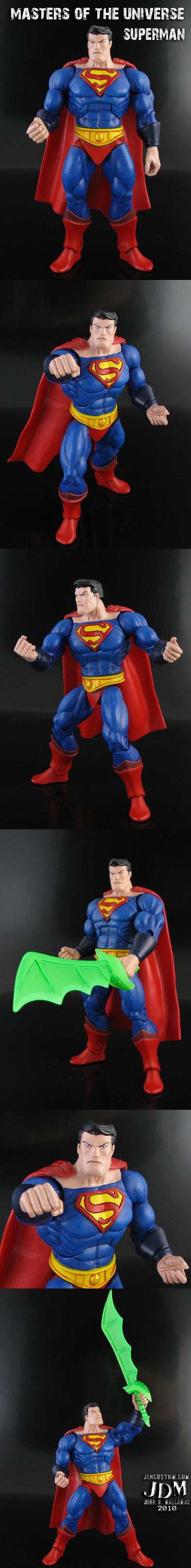 MOTU Superman