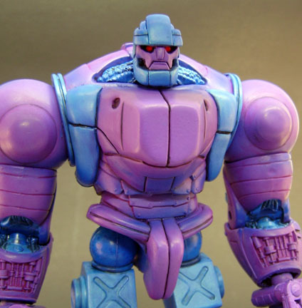 Custom Sentinel Action Figure
